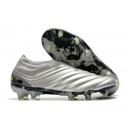 Fotbollsskor för Herrar adidas Copa 20+ FG/AG Silver Gul