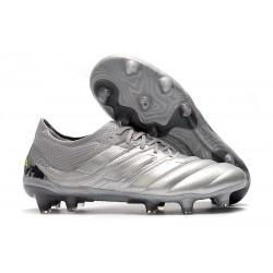 adidas Fotbollsskor för Män Copa 20.1 FG Silver Gul