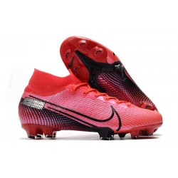 Nike Mercurial Superfly VII Elite SE FG Future Lab - Rosa Svart