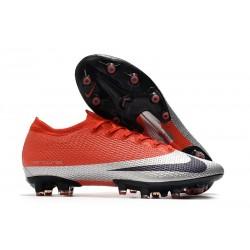 Fotbollsskor Nike Mercurial Vapor 13 Elite AG-Pro Röd Silver Svart
