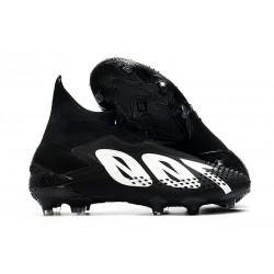 Fotbollsskor för Herr Adidas Predator 20+ Mutator FG Svart Vit
