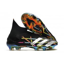 adidas x Reuben Dangoor Predator 20+ ART - Svart Flerfärgad