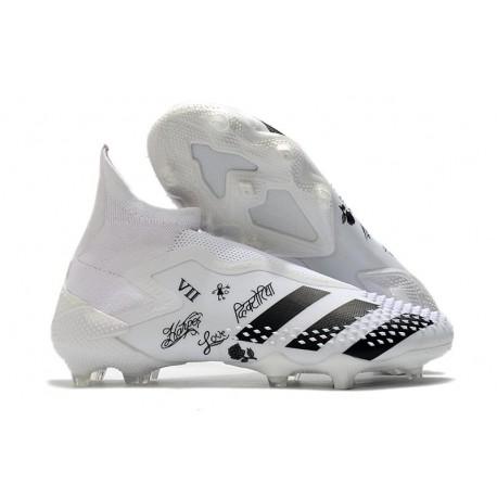 Adidas Predator 20+ Mutator FG Vit Svart