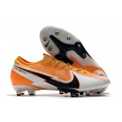 Nike Mercurial Vapor 13 Elite AG-Pro Daybreak - Orange Svart Vit