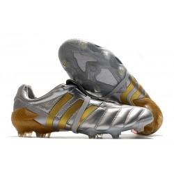 Adidas Predator 20+ Mutator Mania Tormentor FG Silver Guld