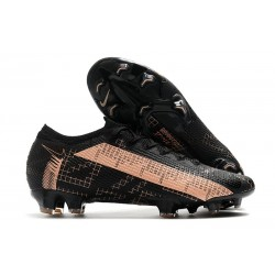 Fotbollsskor Nike Mercurial Vapor XIII Elite FG Svart Rosa