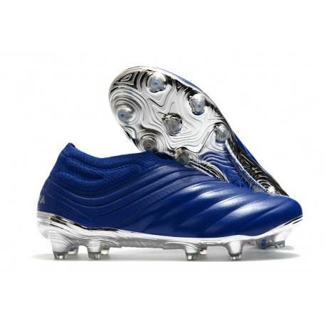 Fotbollsskor för Herrar adidas Copa 20+ FG/AG Inflight - Blå Silver