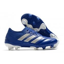 adidas Fotbollsskor för Män Copa 20.1 FG Inflight - Blå Silver