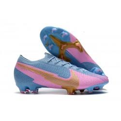 Nike Fotbollsskor Mercurial Vapor 13 Elite FG ACC Blå Rosa Guld