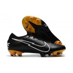 Nike Fotbollsskor Mercurial Vapor 13 Elite FG ACC Svart Vit