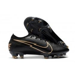 Nike Fotbollsskor Mercurial Vapor 13 Elite FG ACC Svart Guld