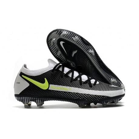 Fotbollsskor för Herrar Nike Phantom GT Elite FG Svart Grå