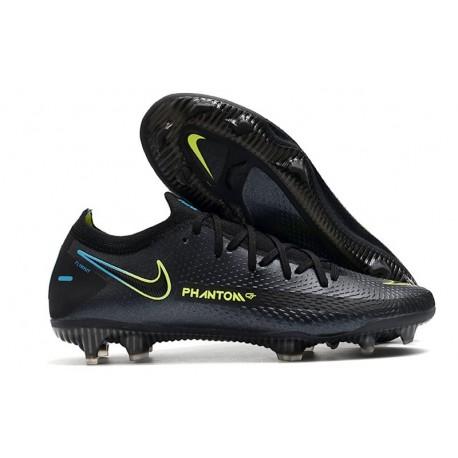 Nike Phantom Gt Elite Fg Fotbollsskor Svart