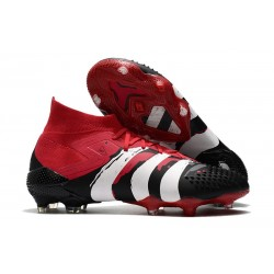 Adidas Predator Mutator 20.1 FG Human Race x Pharrell - Röd Vit Svart