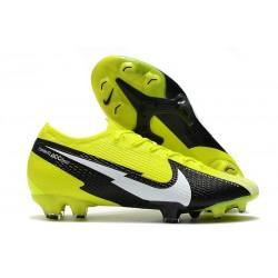 Nike Fotbollsskor Mercurial Vapor 13 Elite FG ACC Gul Vit Svart