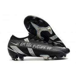 Nike Fotbollsskor Mercurial Vapor 13 Elite FG ACC Future Svart Silver
