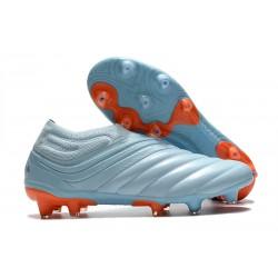 Fotbollsskor för Herrar adidas Copa 20+ FG/AG Blå Orange
