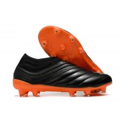 Fotbollsskor för Herrar adidas Copa 20+ FG/AG Svart Orange