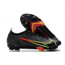 Nike Mercurial Vapor 14 Pro FG Black x Prism - Svart Gul Röd