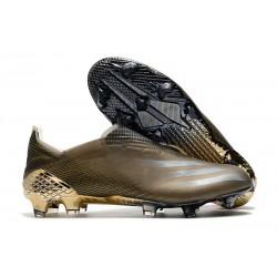 adidas X Ghosted+ FG Fotbollsskor Brun