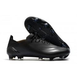 adidas X Ghosted.1 FG fotbollsskor Svart Grå