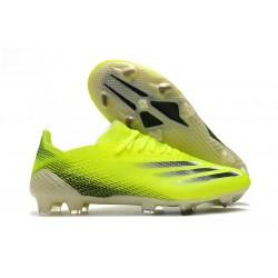 adidas X Ghosted.1 FG fotbollsskor Superlative - Gul Svart Blå