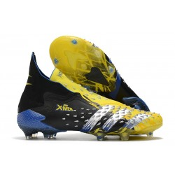 Fotbollsskor adidas Predator Freak + FG X-Men Wolverine - Gul Silver Svart