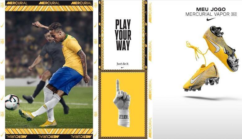 neymar-fotbollsskor